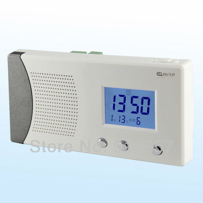 Home audio system,lntegrated Digital stereo in wall amplifier,USB charging, 3.5mm aux in music player,clock alarm display(China (Mainland))