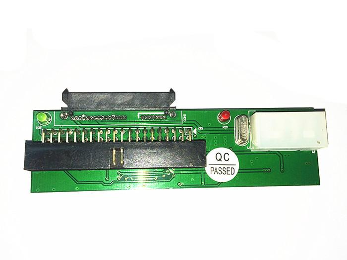 44 Pin IDE to 7 + 15 Pin SATA 22pin Motherboard Adapter(China (Mainland))
