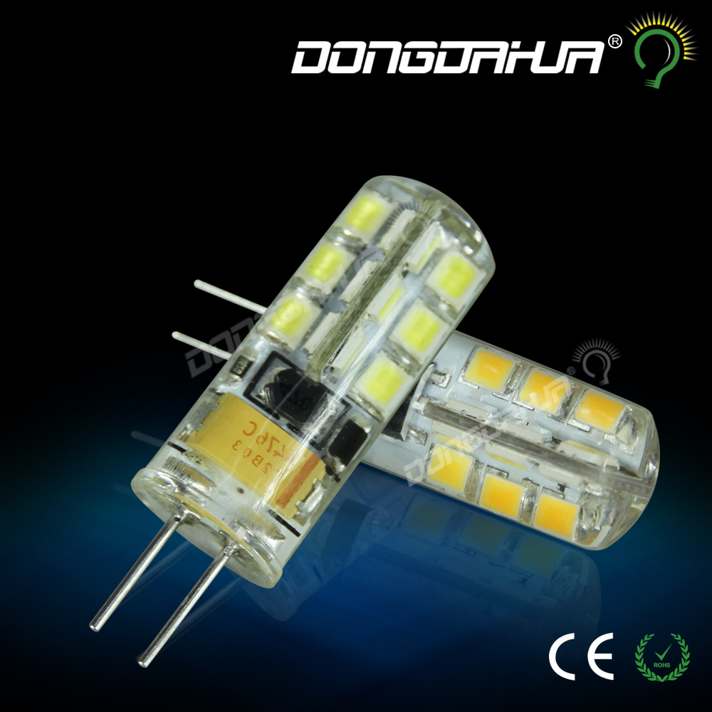 AC/DC12V G4 LED 2.5W LED Corn Light SMD 2835 Super bright Replace 25W Halogen Lamp Led Light spotlight(China (Mainland))