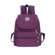 New Women Bag Backpacks Female Teenagers Girls Nylon Mini Shoulder Bags Chest Pack Students Small Lady Schoolbags Fashion Casual(China (Mainland))