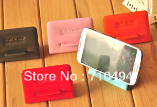 view stand mobile phone, iphone ipod touch smart phones, 5 colors choice, - Show You The Best store
