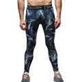 Men s Camouflage Compression Tights Pants Trousers Male Quick drying