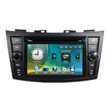 7″ Car Stereo Audio Autoradio Head Unit Headunit for Suzuki Swift 2011 2012 2013 2014 2015 RDS Analog TV Bluetooth Handsfree
