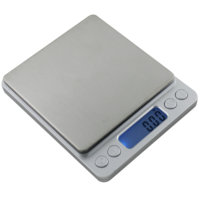 2000g Jewelry scale electronic scales 2Kg 0.1g balance scale jewelry