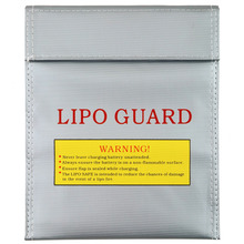 Buy 1Pc Fireproof RC LiPo Battery Safety Bag Safe Guard Charge Sack 180 X230 mm New Hot! for $2.73 in AliExpress store