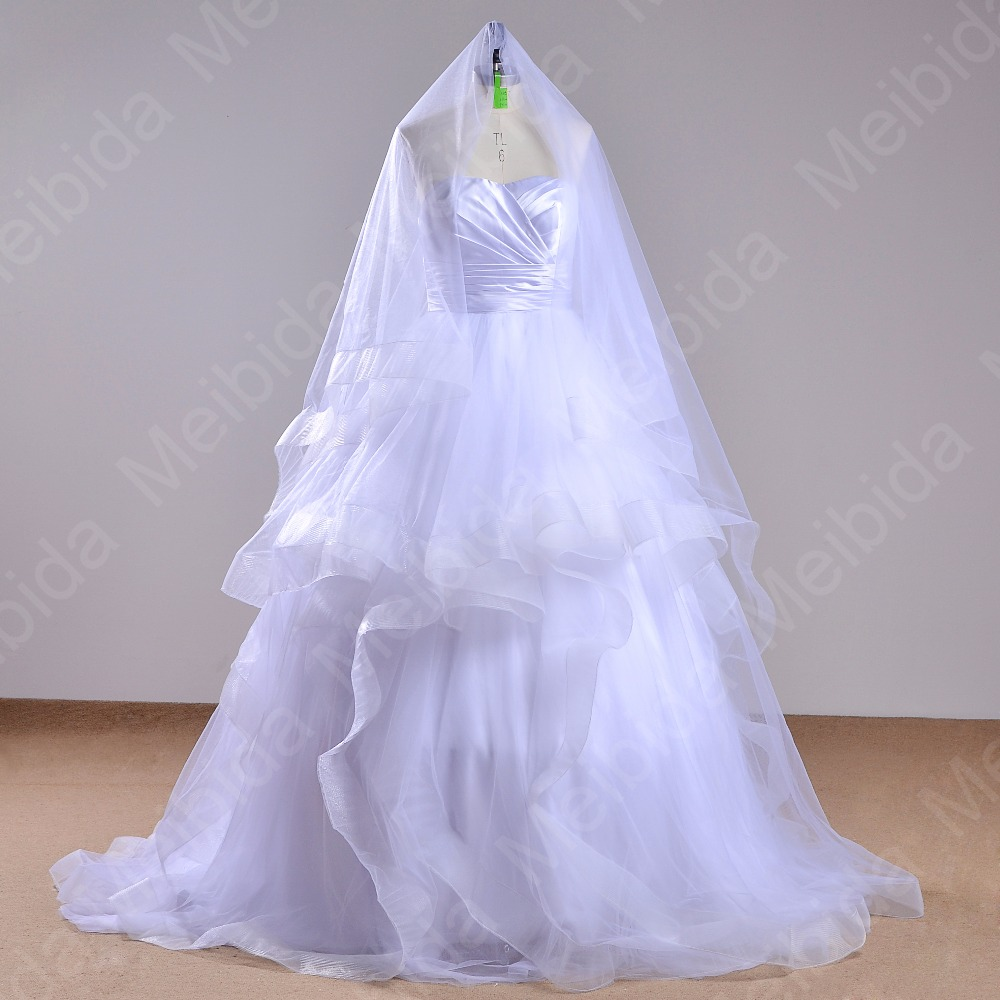 2014 Fast Shipping Beaded Maternity Wedding Dress Sexy Long White Bridal Gowns Floor Length For Brides(China (Mainland))
