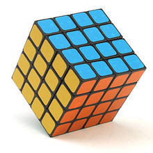 4 layers Magic Cube 4x4x4 Cube Ultra-Smooth Educational Twist Toys Puzzle Cube IQ Cube(China (Mainland))