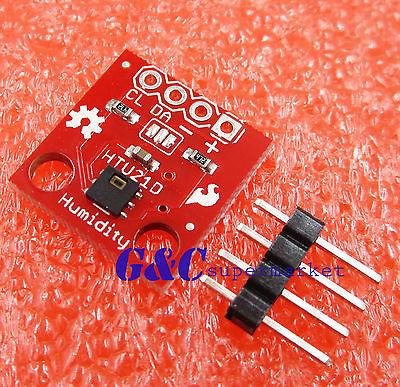 Гаджет  HTU21D Temperature and Humidity Sensor Temperature Sensor Breakout  None Электронные компоненты и материалы