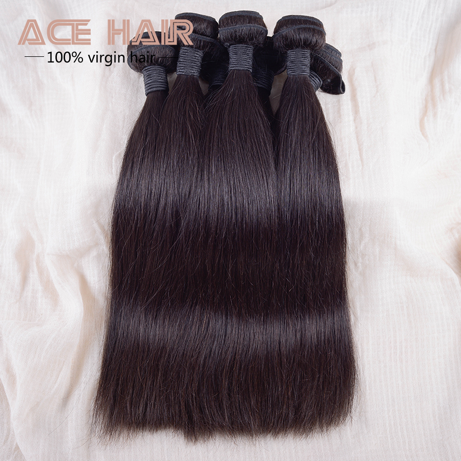 Queen Hair Products Cheapest Good Quality Peruvian Virgin Hair 3pcs/lot Free Shipping Peruvian Human Hair Straight 12-28 100g<br><br>Aliexpress