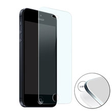 0.3mm Tempered Glass Film for iPhone 5 5s 9H Hard 2.5D Screen Protector For iPhone 5 5S 5c SE with Clean Tools
