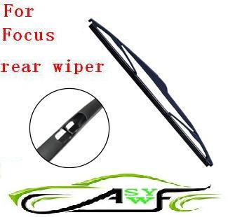 """Free Shipping Car rear wiper blades For Ford Focus hatchback, Soft Rubber WindShield Wiper Blade , Size 14""""(350mm)(China (Mainland))"""