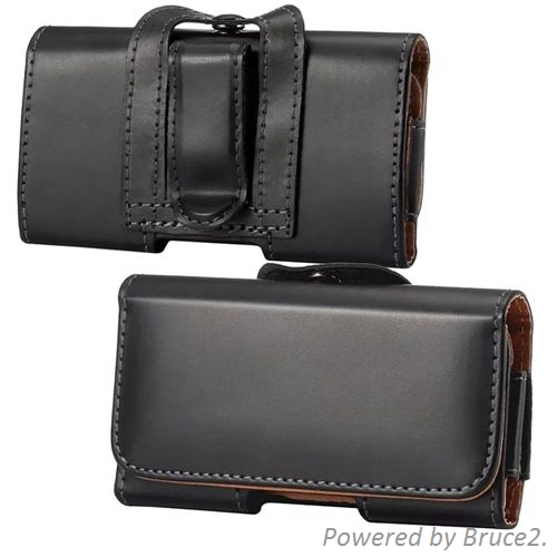 For HTC EVO 3D Belt Clip Loop Hip Holster Leather Flip Pouch Case Cover Belt Leather Case(China (Mainland))