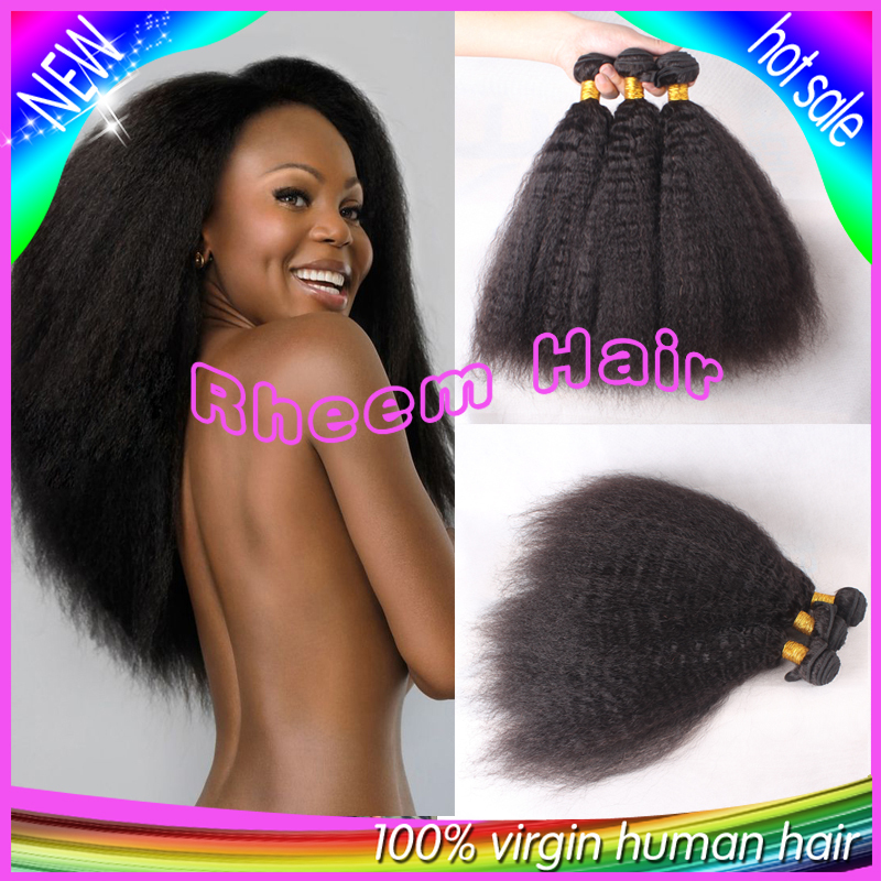 Best Yaki Human Hair Weave 25