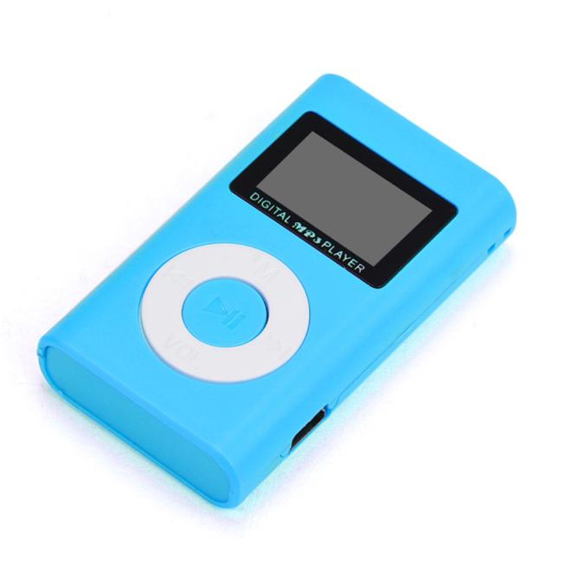 Top Selling! Best Price Mini USB Clip MP3 Player LCD Screen Support 32GB Micro SD TF Card Jan6(China (Mainland))