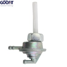 GOOFIT Fuel Pump Valve Petcock Low-tension Switch for Gy6 50cc -150cc ATV Go Kart Moped Scooter motorcycle accessory M088-009