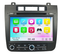 Wince 6.0 MT3360 3G WIFI Car DVD Player Radio Stereo GPS Navigation system For Volkswagen VW Touareg 2011 2012 2013 2014 2015
