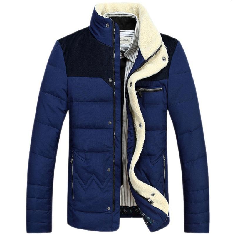 2015 Sale Napapijri Jacket Men Winter New Arrival Freeshipping Conventional Duck Down Woven 70 Stand Men