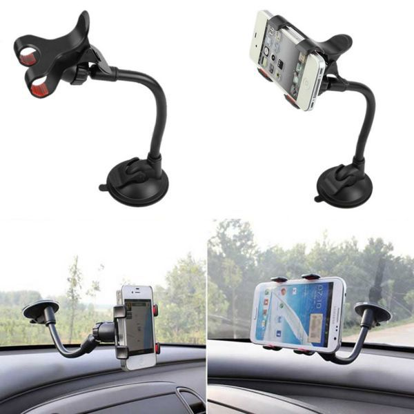 [Car Phone holder] Car window Windshield Mount Holder For iPhone 5 5S 5C 6 Plus for sony holder 1-east(China (Mainland))