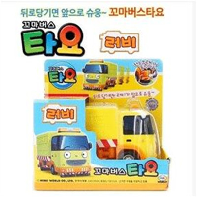 Tayo the little bus Road cleaning vehicles Rubi kids toys Street Cleaner model car tayo tayo bus Mechanical Sweeper juguetes(China (Mainland))