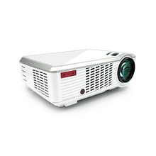 2016 Newest Led-33+02Plug Projector 2000Lumens HD 3D Beamer Proyector Proektor Home Theater Portable Projectors HDMI USB AV SD(China (Mainland))