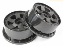 Buy Plastic baja front wheel hub 1/5 HPI Baja 5B Parts Rovan KM for $16.00 in AliExpress store