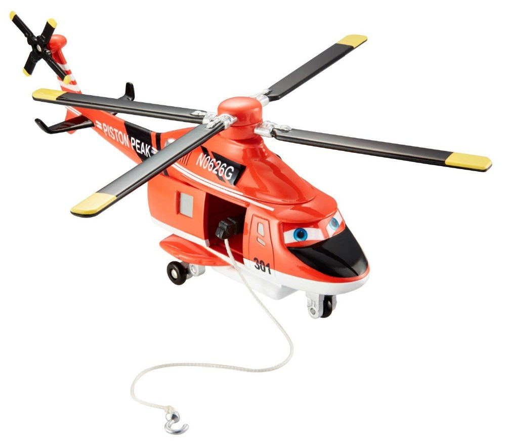 Pixar Planes 2 Fire &amp; Rescue Blade Ranger Deluxe Red Helicopter Metal Diecast Toy Plane 1:55 Loose New In Stock &amp; Free Shipping<br><br>Aliexpress