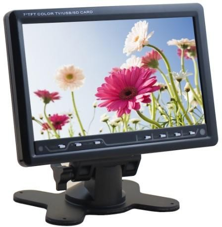 SD-916 Type 9inch Car TV Monitor With AV, USB, HDMI And Music and Video Player Function(China (Mainland))