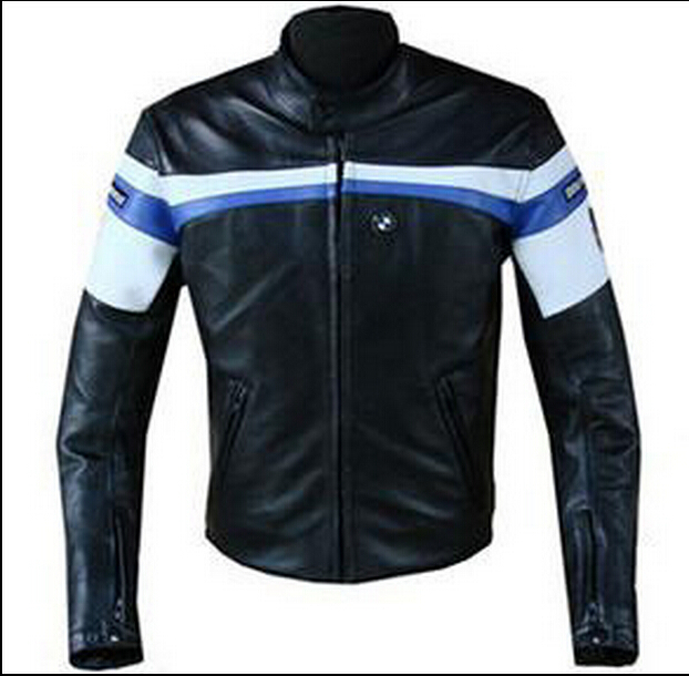Men's PU leather motorcycle Jacket Motocross racing motorbike off-road MOTO riding jackets clothing(China (Mainland))