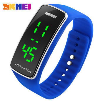 2016 New Fashion Square Dial LED Bracelet Digital Sports Watches For Men&Ladies&Child Clock Womens Wrist Watch Wristwatch Saat