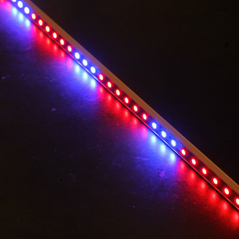 10pcs 0.5M(27Red+9Blue) 12V LED10w grow light bars light strip Hydroponic Plant flowers vegatables Greens LED Grow plant growing(China (Mainland))