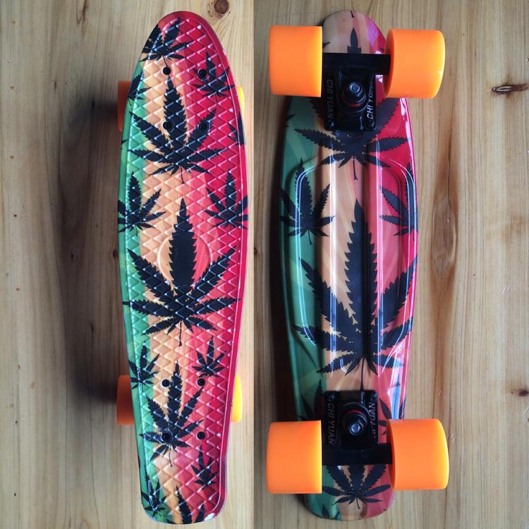Скейтборд YR 22 /longboard Penny Style
