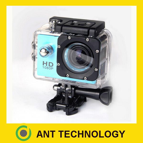 Wifi 12MP HD 1080P Car Bike Helmet Cam Sports DV Action Waterproof online camera(China (Mainland))
