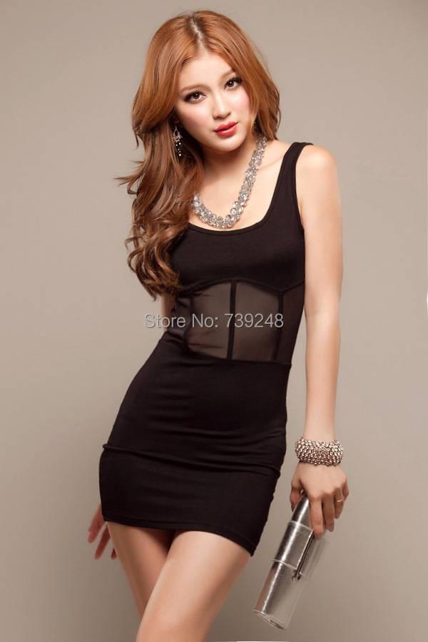 Low-cut Miniskirt Tight Coating Type Nightclub Uniform Nightgown Temptation Half Slips Free Shipping Wholesale Sexy Lingerie Hot(China (Mainland))