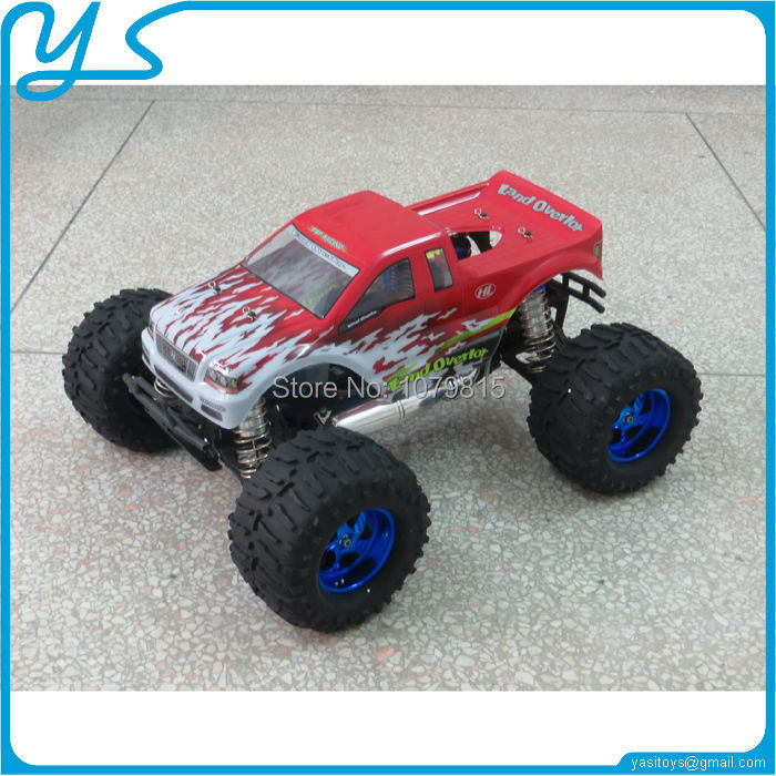 1:8 Nitro Car Cross-country RC Nitro Car 4950-2 1/8 Big Radio Control Car(China (Mainland))