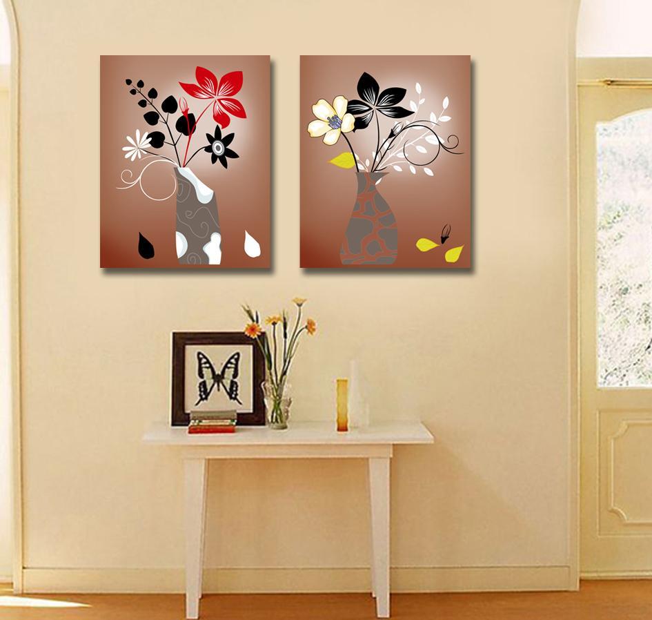 Foto abstracte schilderijen promotie winkel voor promoties foto abstracte schilderijen op - Eigentijdse muur ...