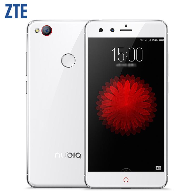 "Original ZTE Nubia Z11 Mini Cell Phone 3GB RAM 64GB ROM Octa Core 5.0"" 16.0MP Camera Snapdragon 617 64bit 4G LTE Smartphone(China (Mainland))"
