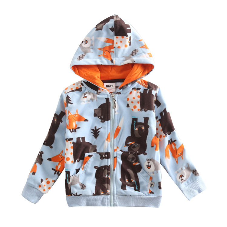 boys kids hoodies children's wear all for children clothing accessories roupa infantil zipper sweatshirt jacket sudaderas roupas(China (Mainland))