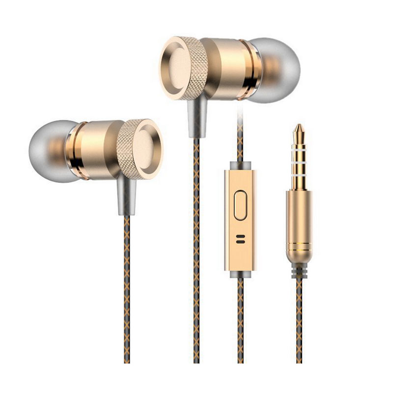 bass earphone Professional In-Ear Earphone Metal Heavy Bass Sound Quality Music Earphone China's High-End Headset fone de ouvid(China (Mainland))