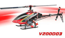 WALKERA 2.4GHz V200D03 3-axis 6CH Flybarless Helicopter  Kit(China (Mainland))