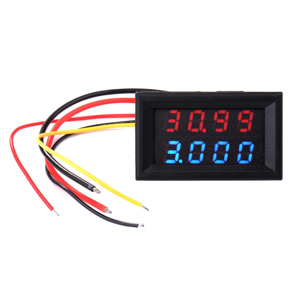 Ammeter Vs Voltmeter : Popular digital dc voltmeter buy cheap