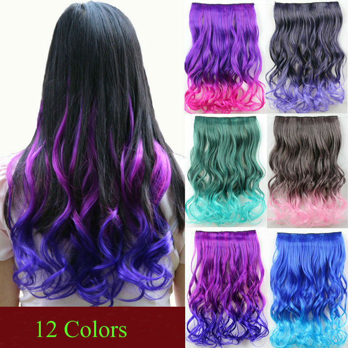 Can you dip dye synthetic hair extensions tape on and off extensions can you dip dye synthetic hair extensions 100 pmusecretfo Gallery