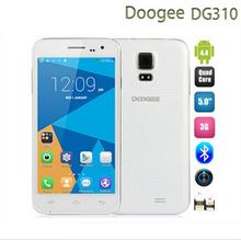 Original Doogee Voyager2 DG310 MTK6582 Quad Core Android 4.4 Cell Phone 1GB RAM 8GB ROM 5″ QHD Screen 5MP Camera WCDMA OTG GPS