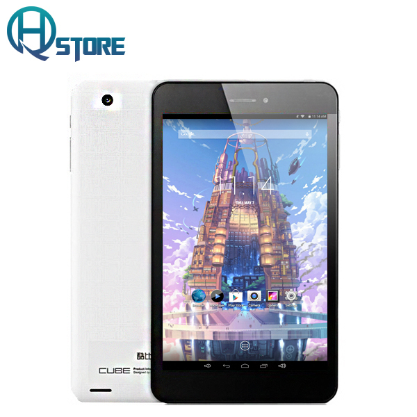 Cube T7 7 Inch JDI 4G LTE MT8752 Octa Core 64Bit A53 2.0GHz 3G Tablet PC 1920x1200 Pixels 2GB/16GB GPS Android 4.4 Phone Call(China (Mainland))