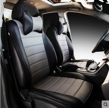 customize leather auto cushion set car seat covers great wall Haval H5/6 Hover C30 Coolbear Chery Tiggo QQ3/6 Brilliance v5 - fortune shop store