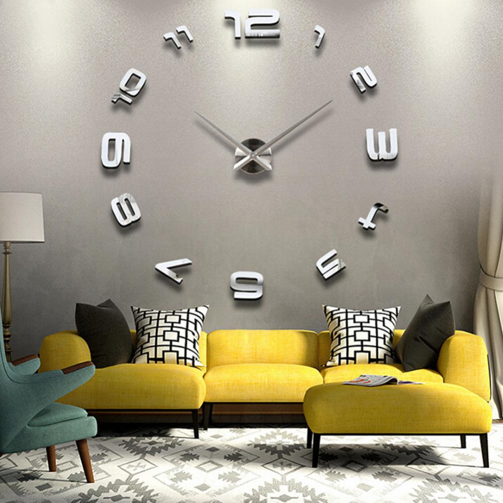 3d diy number home decoration wall clock vintage brief victorian decorative arts wikipedia