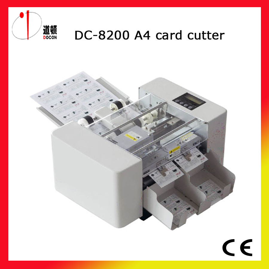 business card cutting machine