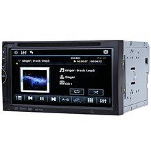 Toyota Car Auto Radio DVD Player 7 inch In-dash Stereo Video 2 din DVD/USB/SD/MP4 Player RDS UI Bluetooth FM/AM Radio(China (Mainland))