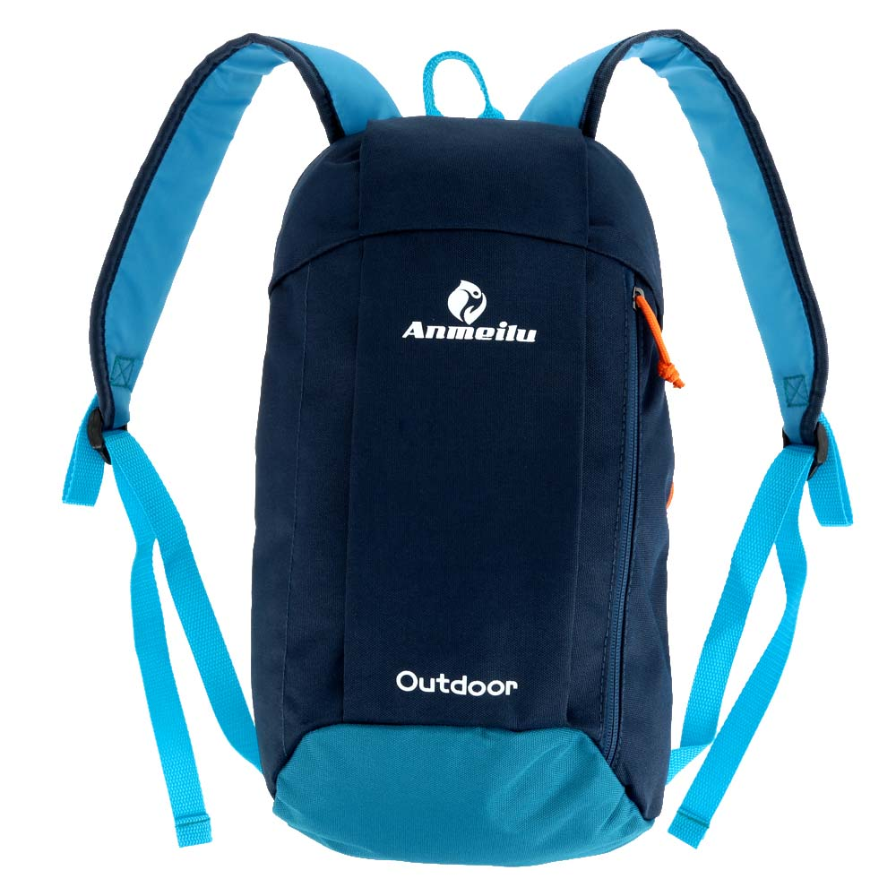 Outdoor Leisure Backpack Cycling Traveling Bag 7 Colors Lightweight Mountaineering Pack Climbing Backpack Unisex Kids(China (Mainland))