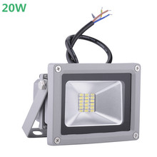 20w outdoor led SMD flood light cool white garden lamp Led light work light Floodlight Lighting wholesale Freeship Dropship New