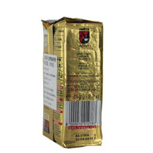 Italy gold ORO LAVAZZA coffee powder 250 g